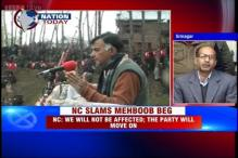 Mehboob Beg has left the NC in the past; move is not surprising: Ali Mohammad Sagar