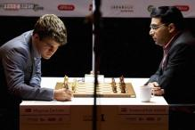 World Chess Championship: Viswanathan Anand draws Game 10 against Magnus Carlsen