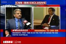 Great opportunity for India and Australia to strengthen ties: Anand Mahindra