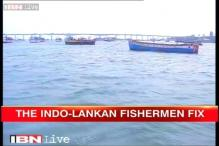 Tamil Nadu fishermen tracking GPS to sail in waters along the India-Sri Lanka border