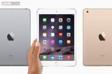 Apple iPad Air 2, iPad Mini 3 to be available in India from November 29 at Rs 28,900 onwards