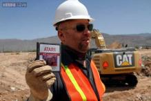 Atari Games buried in landfill net $37,000 on eBay; it was once known as the worst video game ever made!