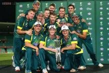 Australia displace India as top ODI team
