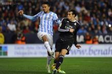 La Liga: Benzema, Bale on target as ten-man Real Madrid beat Malaga