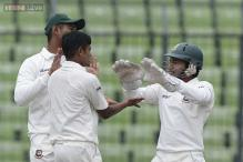 Bangladesh aim to sweep Test series against Zimbabwe