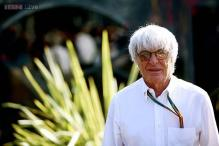 Indian Grand Prix set to return in 2016, says Bernie Ecclestone
