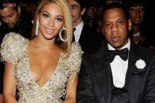 Look who's cuddling! Beyonce and Jay Z spotted partying at sister Solange's nuptials