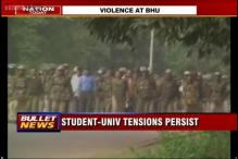 Violence erupts again in Banaras Hindu University; 5 hostels evacuated