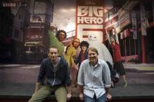 'Big Hero 6' vanquishes 'Interstellar' to lead US box office