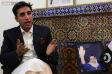 Scion of Pakistan's dynasty struggles to shake off father's legacy
