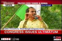 Birbhum: Politics over terror intensifies, after BJP, Congress try to break Section 144