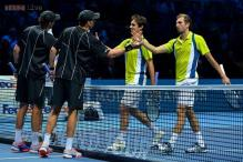 Bryan brothers reach year-end final in style