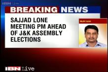 Former J&K separatist leader Sajjad Lone likely to meet Modi today