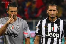 Gianluigi Buffon and Giorgio Chiellini sign new deals at Juventus