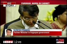 21 new ministers inducted into the Union Cabinet