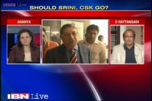 Should N Srinivasan be sacked and CSK barred from IPL?