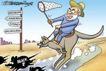 Cartoon of the day: PM Modi in Australia