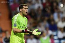 Casillas shock inclusion on shortlist for FIFA award