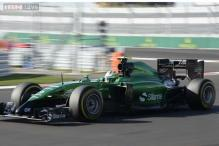 Caterham to race in Abu Dhabi after crowdfunding