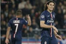 Cavani sends PSG through to Champions League last 16