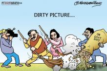 Cartoon of the day: Clean India 'farce'