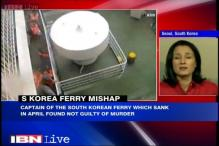 South Korea ferry tragedy:  Captain found not guilty of death of 300 people