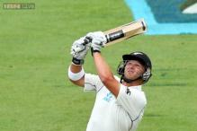 Corey Anderson's 80 earns New Zealand slender lead over Pakistan A