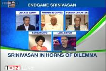 Uncertainty over N Srinivasan and CSK deepens