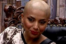 Snapshot: Diandra Soares goes bald; Gautam Gulati thinks it's a good look