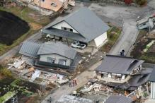 37 homes collapse, dozens injured in Japan earthquake