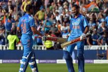 Virat Kohli, Shikhar Dhawan in top-five of ICC ODI batsmen's rankings