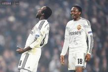 Champions League: Doumbia double gives CSKA 2-1 win at Manchester City