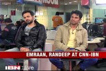 e Lounge: Team 'Ungli' in CNN-IBN newsroom