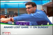 Viswanathan Anand loses World Chess Championship