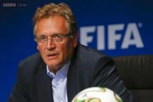 Hard to quantify damage done by non publication of report: Jerome Valcke