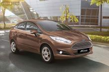 Ford recalls 3,072 units of Fiesta in India to replace a faulty part