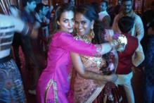 Salman Khan's sister Arpita Khan's pre-wedding function: Malaika Arora Khan, Amrita Arora, Helen, Seema Khan spotted