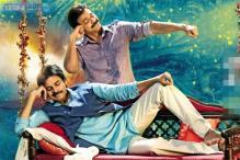 'Gopala Gopala' first look: Venkatesh is the sceptic, Pawan Kalyan is the nonchalant divine being in this 'OMG - Oh My God' remake