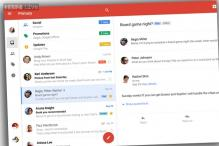 Google launches new Gmail app for Android; to be soon available for users in India