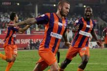 ISL: Goossens scores as FC Pune City beat NorthEast United FC 1-0
