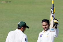 3rd Test: Mohammad Hafeez century spurs Pakistan to 281/3 on Day 1