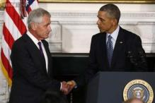 Chuck Hagel resigns as US defense secretary