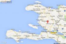 Rains kill seven in Haiti, cause flooding in Dominican Republlic, Puerto Rico