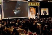 Oscar in hand, Harry Belafonte exhorts Hollywood on human rights