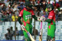 1st ODI: Shakib hits ton as Bangladesh beat Zimbabwe by 87 runs