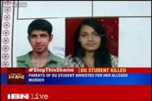 Honour killing: Delhi University girl murdered over inter-caste marriage, parents arrested