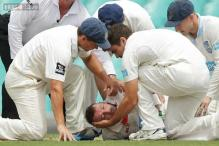 How Phil Hughes got hit by the bouncer that has put his life in danger