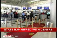 After Congress, Telangana BJP objects to renaming of Rajiv Gandhi International Airport
