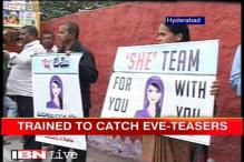 100 SHE teams deployed to check harassment of women in Hyderabad