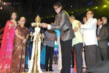 Photos: Amitabh Bachchan, Rajinikanth inaugurate IFFI 2014